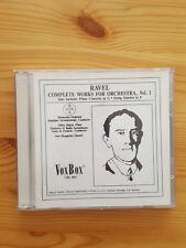 Ravel: Werke für Orchester, Vol. 1. Skrowaczewski u. a., 2 CDs
