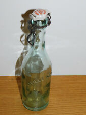 ancienne BOUTEILLE de BIERE sainte marie aux mines CHR KOEBELIN alsace BEER bier