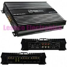 American Bass 2 Channel Amplifier 500 watt class A/B Car Audio Amp DB6752FR