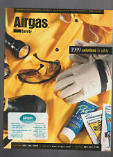 Airgas Safety Catalog 1999 Personal Protective Equipment Workwear
