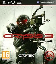 CRYSIS 3 PS3 SONY PLAYSTATION 3 NUOVO SIGILLATO ITALIANO CRYTEK EA ESSENTIALS