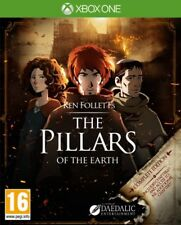 Ken Follett's The Pillars Of The Earth Complete Edition Xbox One * SEALED PAL *