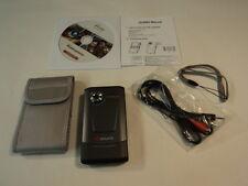 Supersonic Digital Video Camcorder 5.0 MP Gray IQ Sound 8x Zoom IQ-8600