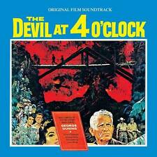 THE DEVIL AT 4 O'CLOCK - ORIGINAL MOVIE SOUNDTRACK (NEW SEALED CD)
