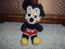 VINTAGE MICKEY MOUSE STUFFED PLUSH CALIFORNIA STUFFED TOYS