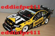 1/18 2012 HOLDEN VE2 COMMODORE ANDREW JONES WESTRAC CAT RACING BJR BRAD JONES