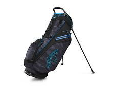 Callaway Fairway 14 Stand Golf Bag 2020 - Black Camo