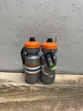 2x PowerTap Purist Water Bottles