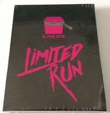 Limited run Games ciego box [Shantae, Night Trap, firewatch, breach clear...] ps4