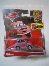 CARS Disney pixar cars JUSTIN PARTSON 2016 novita Paris part mattel 1/55 maclama