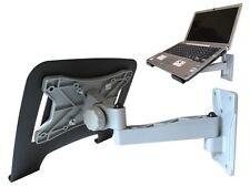 Notebook Netbook Laptop Tablet PC Wandhalterung + Adapterplatte Halterung Halter