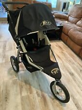 Bob Revolution 12-Inch Single Stroller For Jogging, Running or Walking