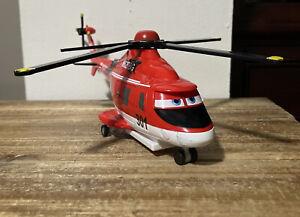 Disney Pixar Planes Fire & Rescue Blade Ranger With Spinning Propeller Jumbo