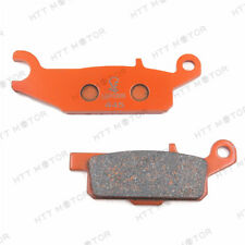 Carbon Ceramic Brake Pads for Yamaha YFM700D Grizzly 700 14-15 -FA445