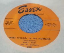 Monty Kelly And His Orchestra – Three O'Clock In The Morning / Doreen ~ (VG+)