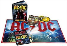 AC/DC IRON MAN 2 COLLECTOR'S EDITION CD + DVD + COMIC BOOK + STICKERS + POSTER