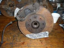 Fiat Grande Punto 1.4 2005 - 2011 O/S Drivers Side Front Hub Disc and Caliper