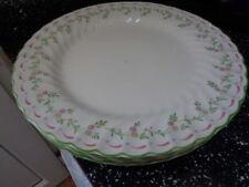 Johnson Brothers Stoneware Pottery Dinner Plates