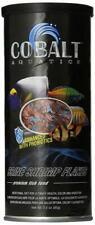 Cobalt Aquatics Brine Shrimp Flakes 3OZ Premium Fish Food