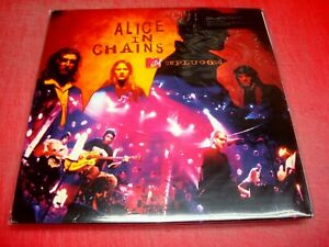 ALICE IN CHAINS 'MTV Unplugged' SEALED 2010 Import 180 Gram 2-LP NEW