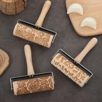 Flocon de neige Aiguille à rouleaux Outil de pâtisserie Rouleau de pâte Noel