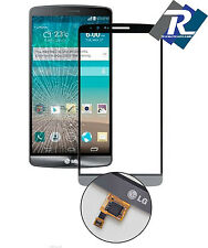 TOUCH SCREEN VETRO SCHERMO PER LG OPTIMUS G3 D855 NO DISPLAY GRIGIO E NERO