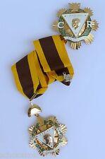 Filipinas -- Rizal-medalla -- Comendador con estrella de pecho