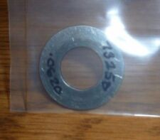 LYCOMING THRUST WASHER, GOVERNOR DRIVE GEAR (.0620 T) p/n 73250
