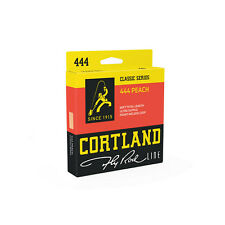 Cortland Freshwater Classic Series 444 Peach WF Floating Fly Line