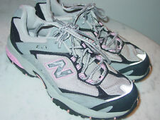 """Womens New Balance 606 """"W606BP"""" Gray/Pink Trail Running Shoes! Size 11 $109.95"""