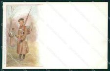 Military Russia Russian Soldier postcard XF3642