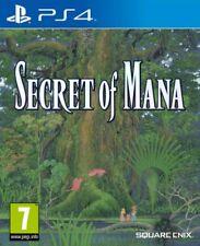 Square Enix PS4 Secret of Mana