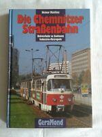 Die Chemnitzer Straßenbahn, Nahverkehr in Sachsens Industrie-Metropole, 1998