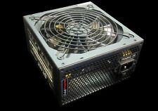 NU Shark 1200W 12cm Cooling Fan Quad-Core Gaming PC 2x PCIe ATX 12V Power Supply