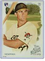 Kevin Newman 2019 Allen and Ginter 5x7 #194 /49 Pirates