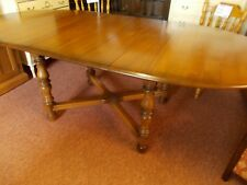 ERCOL WOBURN EXTENDING TABLE
