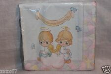 NEW PRECIOUS MOMENTS BABY RELIGIOUS LUNCHEON NAPKINS  PARTY SUPPLIES