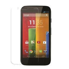 2x Motorola Moto G XT1032 Screenprotector Screen Bescherm Folie Voorkant +Doekje