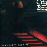 City Boy - Day the Earth Caught Fire [New CD]