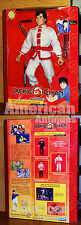 "Jackie Chan Adventure 12"" Inch Deluxe Action Figure Training Doll BRAND NEW"