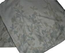 Calvin Klein Marin 2 Standard Tailored Pillow Shams Blue-Green Tan Floral Print
