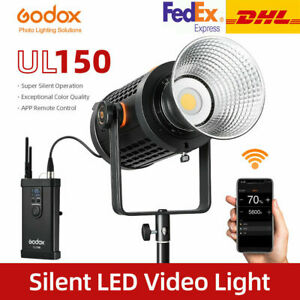 Godox UL150 UL-150 150W 5600K LED Video Light Remote Control and App Support