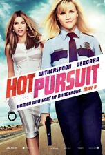 HOT PURSUIT MOVIE POSTER 2 Sided ORIGINAL 27x40 REESE WITHERSPOON SOPHIA VERGARA
