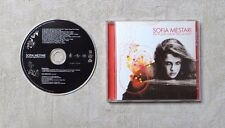 "CD AUDIO MUSIQUE  / SOFIA MESTARI ""EN PLEIN COEUR DE LA NUIT"" CD ALBUM 14T 2003"
