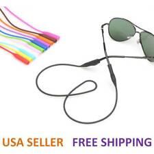 1X Simple Glasses Strap Neck Cord Sunglasses Eyeglasses String Lanyard Holder US