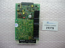 Amplifier card Bosch No. 0 811 405 028, Ferromatik used spare parts