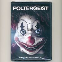 Poltergeist 2015 PG-13 horror remake movie new DVD Sam Rockwell Rosemarie Dewitt