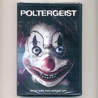 Poltergeist 2015 PG-13 horror remake movie new DVD Sam Rockwell Rosemarie Dewitt