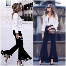 Pantaloni da donna neri Zara
