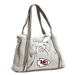 Ladies Embroidered Hoodie Purse Handbag - Kansas City Chiefs - NFL
